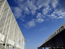 Le stade de Bordeaux. AFP