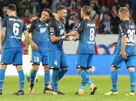 Segundo jogo sem vencer depois, do triunfo sobre o Bayern Munique, contando todas as provas. AFP