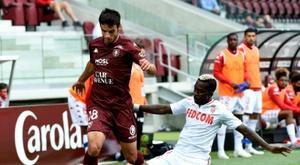 OFFICIEL : Henry Onyekuru revient à Galatasaray. afp