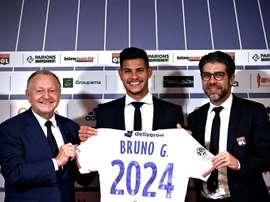 Lyon avec Guimaraes titulaire face à la Juventus de Rabiot. AFP