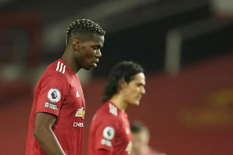 Le Nigérian dit au revoir à Manchester United