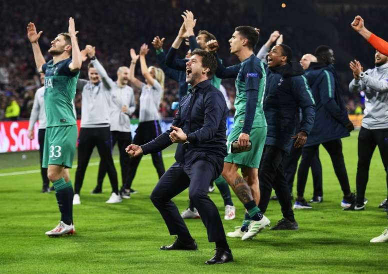 The factor that could explain Pochettino's success. AFP