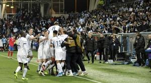 La Finlande se qualifie pour le premier Euro de son histoire. AFP