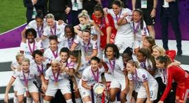 Decidida a sede para a final da Liga dos Campeões Feminina. AFP