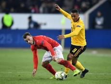 Une bonne nouvelle pour le joueur belge. AFP