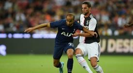 Adrien Rabiot llegó a la Juve el pasado verano. AFP