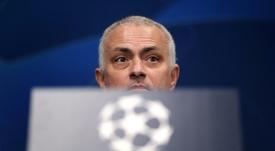 O melhor XI de José Mourinho. AFP