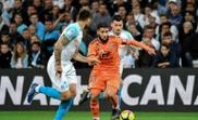 Nabil Fekir will be leaving Lyon in the summer. AFP