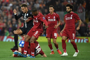 Liverpool return to Premier League action on the back of an excellent win over PSG. AFP