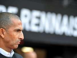 Lamouchi veut les trois points. AFP