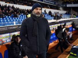 Dupraz não estava a conseguir tirar o Toulouse dos lugares de descida. AFP