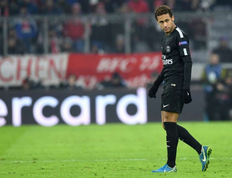 La operación de Neymar dejará consecuencias. AFP