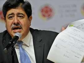 Amendes pour les membres d'un réseau de revente de billets en Colombie. AFP