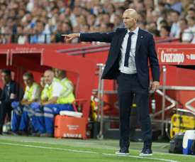Real Madrid: Mendy blessé, Zidane fustige le calendrier. AFP