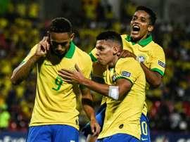 Brésil et Argentine qualifiés pour les JO-2020. AFP