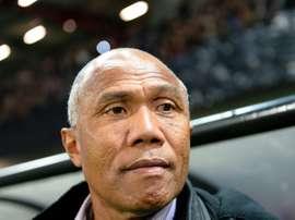 le nouveau coach se confie. AFP