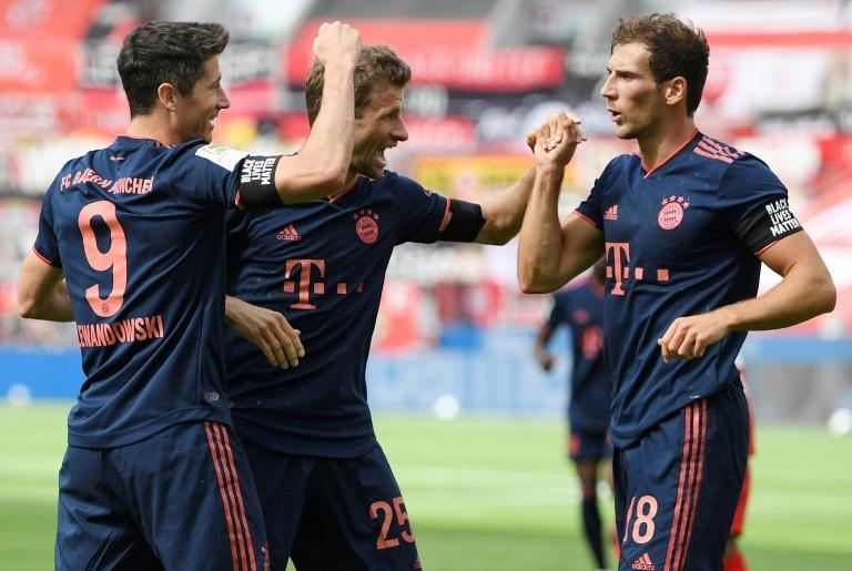 Le Bayern Munich sacré champion si... - Fil info - Allemagne - Etranger