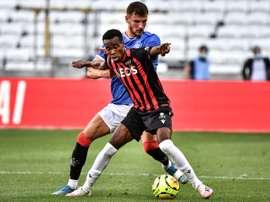 Le Portugais Brazao de l'OGC-Nice prêté à Lausanne Sport. goal