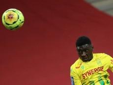 Randal Kolo Muani déjà indispensable aux Canaris. AFP