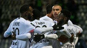 Les compos probables du match de Ligue 1 entre Lille et Reims. afp