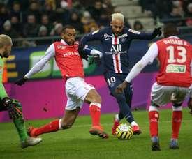 Le Paris SG à Lille, nouveau test en vue de Dortmund. AFP