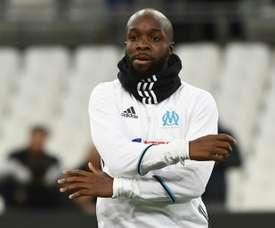 Lassana Diarra en contact avec le PSG. AFP