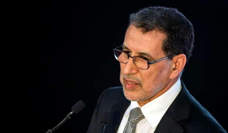Le Maroc déçu après le résultat. AFP