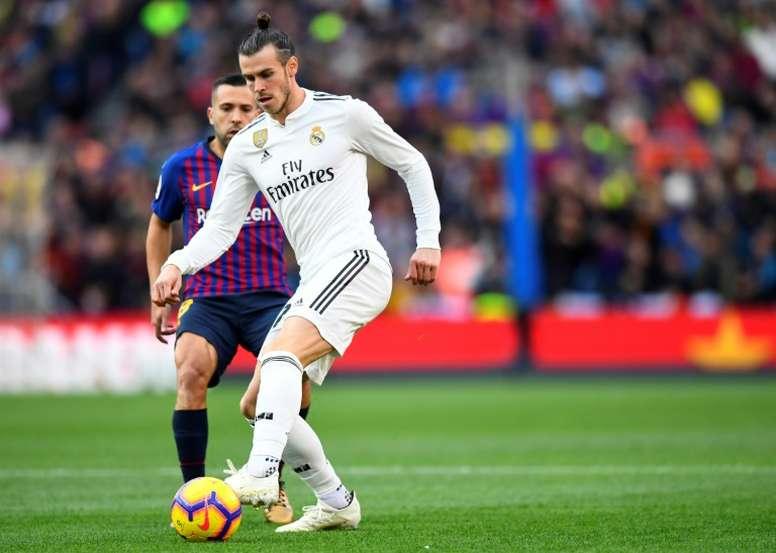 Bale, ¿fuera de España? AFP