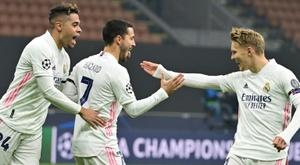 La Real Sociedad exclut un retour d'Odegaard. afp