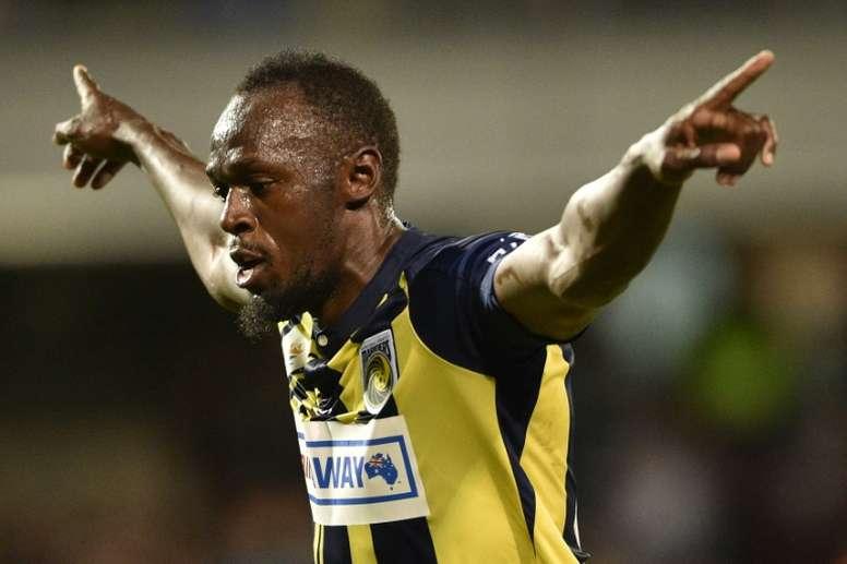 Une offre pour Bolt. AFP