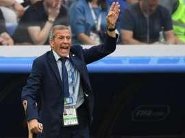 Uruguay Oscar Tabarez. AFP