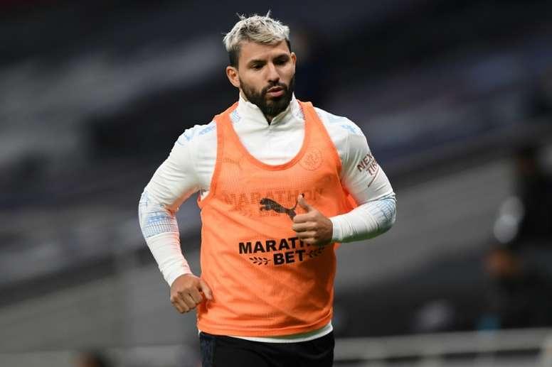 Manchester City, en attendant Agüero....afp