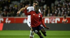 Pépé quiere ir al PSG y el Lille le puso un precio de locura. AFP