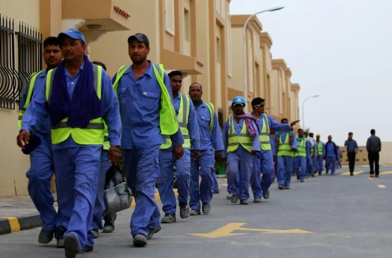 Un rapport dénonce à nouveau les conditions des ouvriers au Qatar