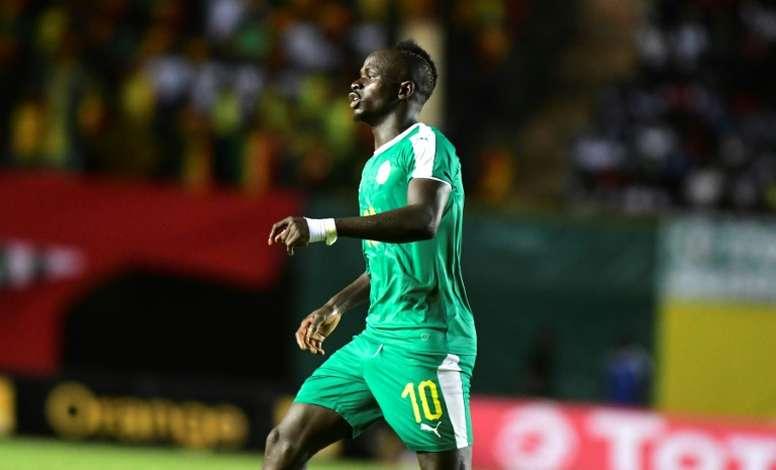 Túnez perdió el primer puesto de los equipos africanos. AFP
