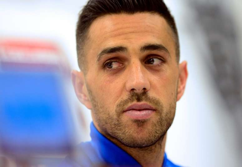 Zahavi decided to quit the national team after fans booed during a loss to Macedonia. AFP