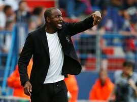 Les compos probables du match de Ligue 1 entre Nice et Caen. AFP
