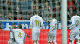 Real Madrid enfrenta uma reta final de ano nada fácil. AFP