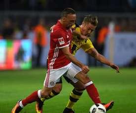Passlack reforzará dos años al Hoffenheim. AFP