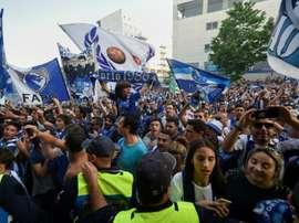 El Feirense sigue empeñado en ser la revelación del arranque liguero en Portugal. AFP/Archivo