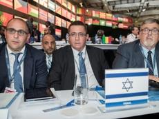 Israël va porter plainte. AFP