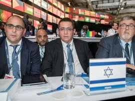 Israel, ajena a cualquier cancelación posible. AFP