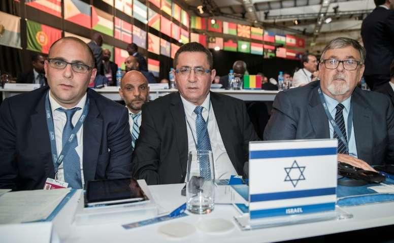 Israël tire la sonnette d'alarme. AFP