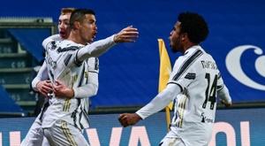 La Juventus remporte la Supercoupe d'Italie contre Naples. afp