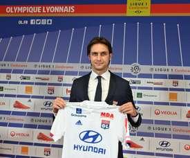 Tatarusanu est bien le 2e gardien à Lyon selon Sylvinho. AFP