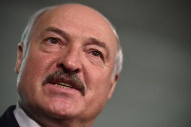 Belarus é a única Liga que ainda está ativa na Europa. AFP