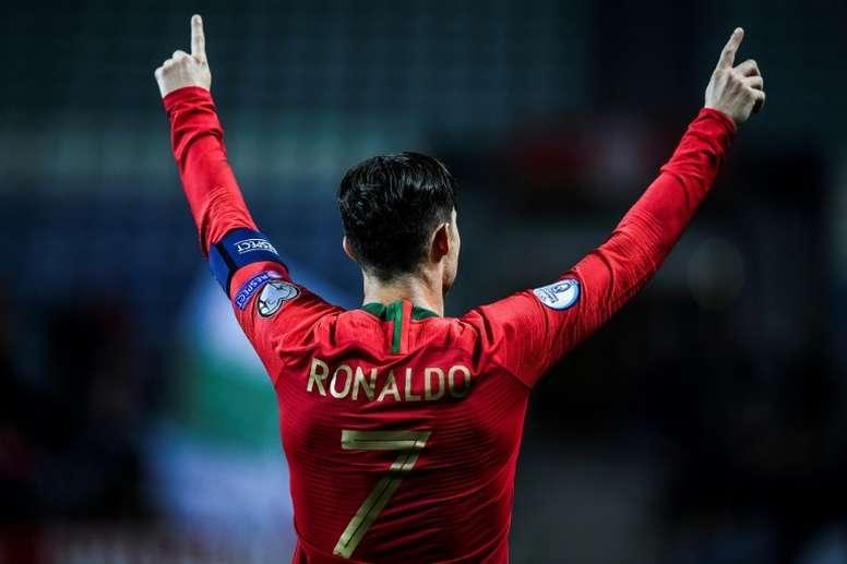 Portugal es la actual campeona de Europa. AF`P