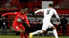 Ligue 1: Mavididi, de la Juventus Turin, à Montpellier. AFP