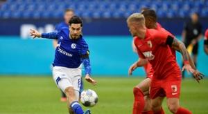 Schalke perd son meilleur buteur jusqu'à la fin de la saison. afp