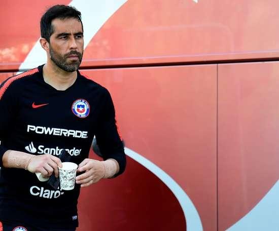 Chili: des footballeurs réclament d'écouter le peuple face à l'explosion sociale. AFP